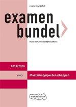 Examenbundel vwo Maatschappijwetenschappen 2019/2020
