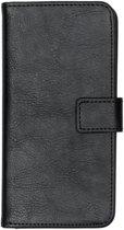 iMoshion Luxe Booktype Samsung Galaxy A10 hoesje - Zwart