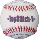 Covee/Diamond CD-TopStitch Honkbal: 9 inch Nylon (1 st.)