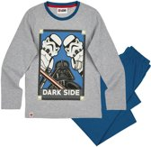 LEGO-Star-Wars-Pyjama-grijs-maat-128