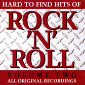 Hard To Find Hits Of Rock...Vol. 2