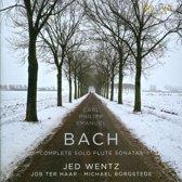C.P.E. Bach: Complete Solo Flute So
