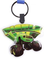 Gosh! Designs Sleutelhanger Led Monstertruck Pickle 6 Cm Groen