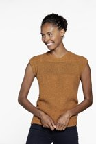 Loop.a life - Weekend Sweater SS -  Duurzame Trui - Honing - Maat -L