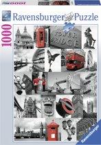 Ravensburger puzzel Londen 1000 stukjes