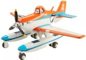 Disney Planes watervliegtuig Pontoon Dusty - Mattel