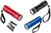 Zaklamp LED klein - Zaklampje - Camping - Vislamp
