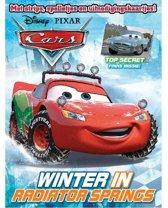 Disney Cars Tijdschrift Winter In Radiator Springs