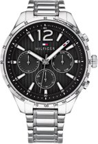 Tommy Hilfiger TH1791469 horloge heren - zilver - 46 mm