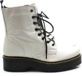 Creator 2174 biker boots - wit, ,38 / 5