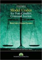 Model Codes for Post-conflict Criminal Justice