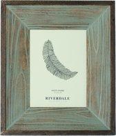 Riverdale Brooklyn - Fotolijst - Vintage - 15x20 cm