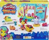 Play-Doh Town Dierenwinkel - Klei
