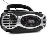 AKAI AKAI Portable radio, MP3, CD-Speler met USB-poort