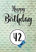 Happy Birthday 42