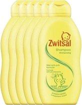 Zwitsal Anti-prik Babyshampoo - 6 x 200 ml - Voordeelverpakking