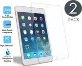 iCall - Apple iPad Mini (2019) / Mini 4 Screenprotector – Tempered Glass Gehard Glas - 2 Stuks