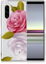 Sony Xperia 5 TPU Case Roses