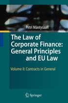 The The Law of Corporate Finance