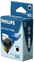 Philips 531 - Inktcartridge / Zwart