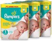 Pampers Luiers New Baby - Maat 1 - 2 tot 5kg - 216 stuks