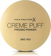Max Factor Creme Puff - 41 Medium Beige - Make-up Poeder