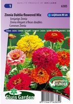 Sluis Garden - Zinnia Dahlia-Bloemige Mix