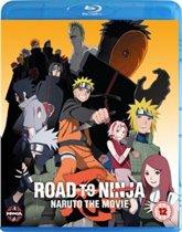 Naruto The Movie: Road To Ninja (dvd)