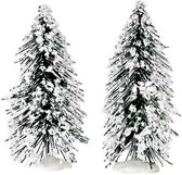 Lemax Needle Pine Tree, Small 2 pc