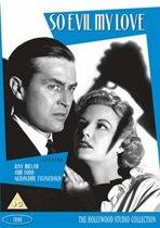 So Evil My Love (import) (dvd)