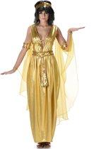 Goudkleurig Cleopatra kostuum voor vrouwen  - Verkleedkleding - Medium