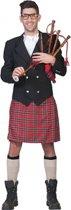 Compleet Schots kostuum voor heren 48-50 (S/M)