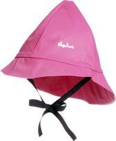 Playshoes Regenhoed met koordje Kinderen - Roze - Maat (49CM)