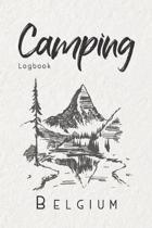 Camping Logbook Belgium