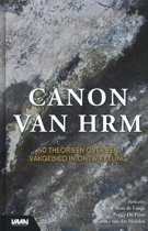 Canon voor HRM