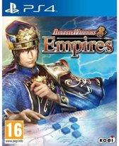 Dynasty Warriors 8, Empires  PS4