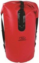 Highlander Drybag Troon 70 liter duffle bag - rood