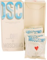 Moschino Oh De 4 x 25 ml - Effervescentes Soap Tablets Women