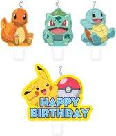 4 Candles Pokemon