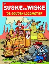 """""""Suske en Wiske 162  - De gouden locomotief"""""""