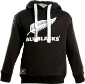 All Blacks All Blacks Hoodie kids Zwart - 116
