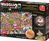Wasgij Christmas 14 Santa's little Helpers Puzzel 1000 Stukjes