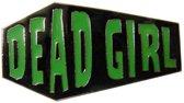 Doodskist Dead Girl ring - Verkleedattribuut