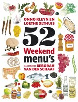 52 Weekendmenu's