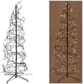 Kerstboom / Spiraalboom Warmwit (150 cm)