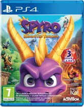Cover van de game Spyro Reignited Trilogy - PS4