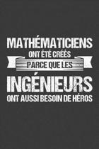 Math maticiens ont t cr s parce que les ing nieurs ont aussi besoin de h ros