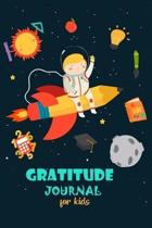 Gratitude Journal for Kids: Cute Daily Gratitude Journal to Write In - Gratitude and Mindfulness Journal for Children - Diary for Inspiration and