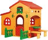 Feber Huis Villa 200 X 154 X 180 Cm