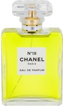 Chanel No.19 - 100 ml - Eau de Parfum